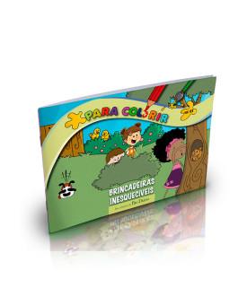 Para Colorir | Brincadeiras Inesquecíveis | Vol.3 | Publicações Pão Diário