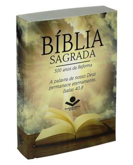 Bíblia Sagrada | RA | Letra Normal | Brochura | Céu | Evangelismo