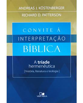 Convite A Interpretação Bíblica