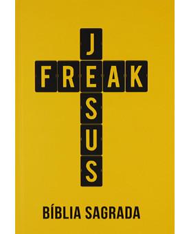 Bíblia Sagrada Jesus Freak | NVI | Capa Dura