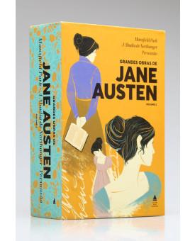 Box 3 Livros | Vol. 2 | Grandes Obras de Jane Austen | Jane Austen