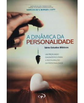 Livro A Dinâmica Da Personalidade | Marcos De S. Borges