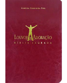 Bíblia Louvor e Adoração | ACF | Luxo