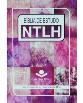 Bíblia De Estudo | Nova Tradução na Linguagem de Hoje | Média | Arte Feminina