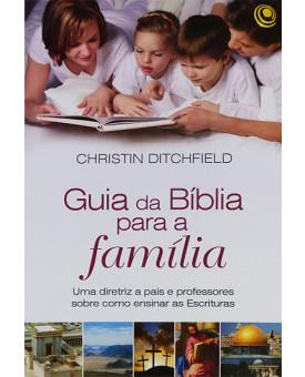 Livro Guia Da Bíblia Para A Família | Christin Ditchfield