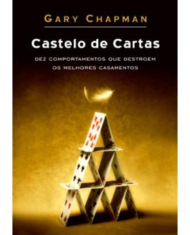 Livro Castelo De Cartas - Gary Chapman