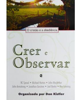 Crer E Observar | Don Kistler (Org.)