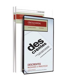 Kit Descrentes | Standard Sem Livro | David Kinnaman e Gabe Lyons
