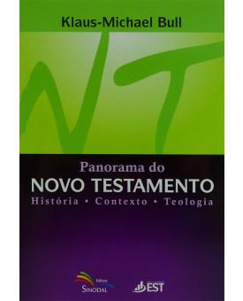 Livro Panorama Do Novo Testamento | Klaus-Michael Bull