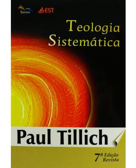 Livro Teologia Sistemática Tillich | Paul Tillich