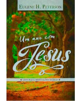 Um Ano Com Jesus | Eugene H. Peterson