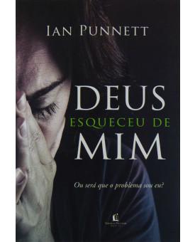Livro Deus Esqueceu De Mim | Ian Punnett