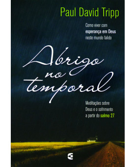 Abrigo No Temporal | Paul David Tripp