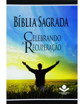 Bíblia Sagrada Celebrando A Recuperação | NTLH | Letra Normal | Brochura | Ilustrada