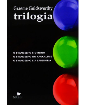 Livro Trilogia | Graeme Goldsworthy