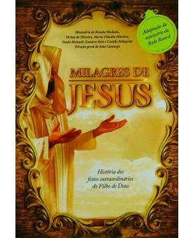 Livro Milagres De Jesus | Vários Autores