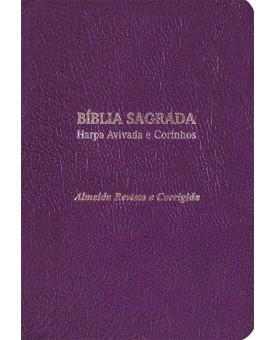 Bíblia Sagrada | RC | Harpa A e C | Edição Pocket