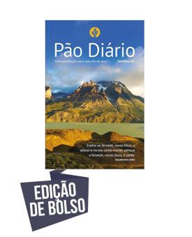 Dev.l Pão Diário Vol. 20 | 2017