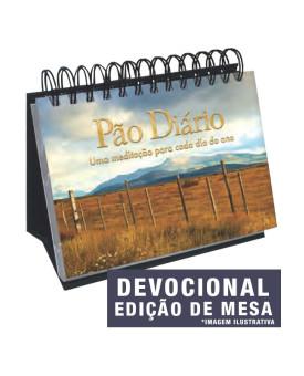 Devocional Pão Diário Vol 20 | Edição De Mesa