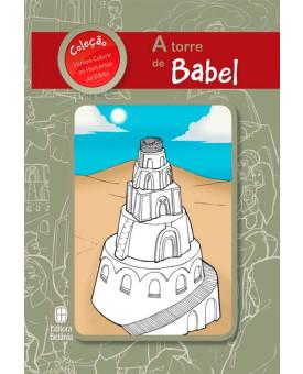 A Torre de Babel | Série vamos Colorir