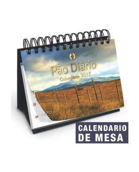 Calendário De Mesa 2017 | Pão Diário