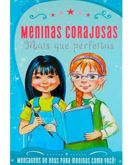Livro Meninas Corajosas   Mais Que Perfeitas