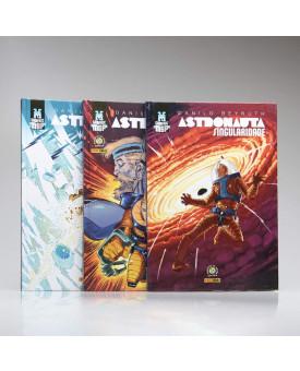 Kit 3 Livros | Astronauta | Danilo Beyruth