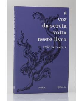Voz da Sereia Volta Neste Livro | Amanda Lovelace