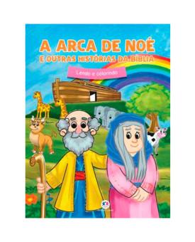 Lendo e Colorindo | A Arca de Noé e Outras Histórias da Bíblia | Ciranda Cultural