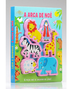 Leia e Brinque | A Arca de Noé | SBN