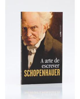 A Arte de Escrever   Edição de Bolso   Schopenhauer