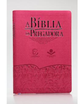 A Bíblia da Pregadora | RA | Letra Normal | Capa PU | Goiaba
