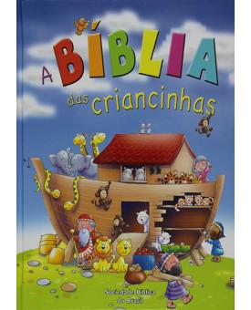 A Bíblia das Criancinhas - Infantil
