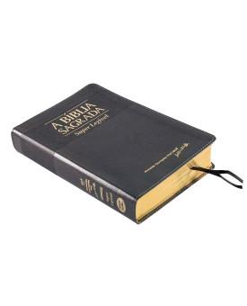 A Bíblia Sagrada | ACF | Letra Gigante | Luxo | Chumbo