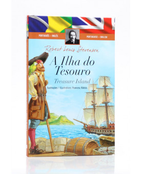 A Ilha do Tesouro | Robert Louis Stevenson