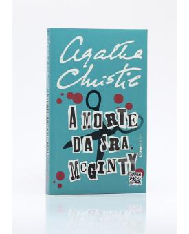 A Morte da Sra. Mcginty | Edição de Bolso | Agatha Christie