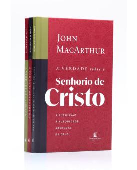 Kit 3 Livros | A Verdade Sobre | John MacArthur