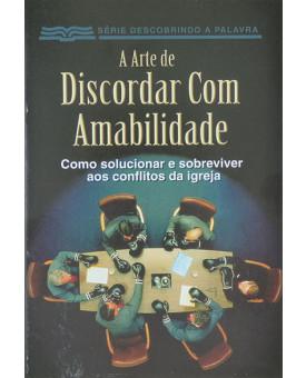 Livreto | A Arte de Discordar Com Amabilidade | RBC