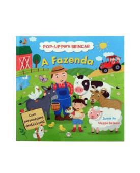 A Fazenda | POP-UP Para Brincar | Jannie Ho | Maggie Bateson