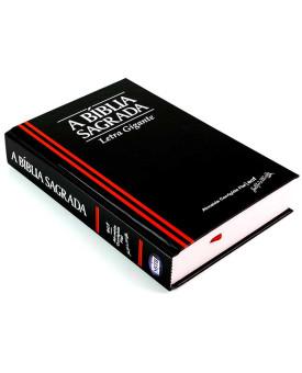 A Bíblia Sagrada | ACF | Letra Gigante | Capa Dura | Preta