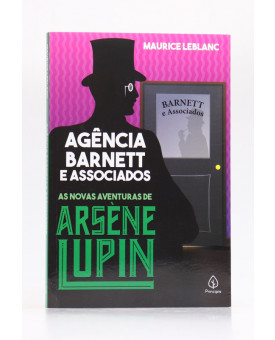 Arsène Lupin | Agência Barnett e Associados | Maurice Leblanc | Principis