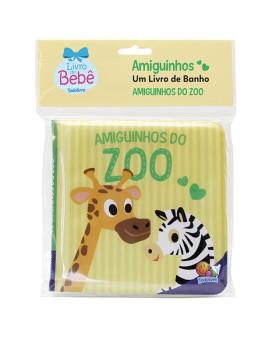 Amiguinhos - Um Livro de Banho   Amiguinhos do Zoo   Roberto Belli