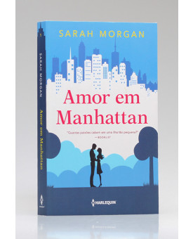 Amor em Manthattan | Vol.1 | Sarah Morgan