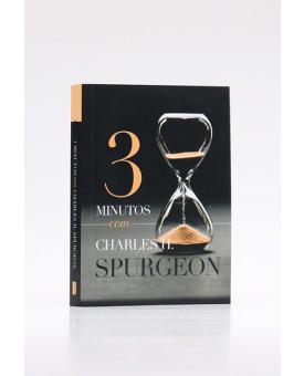 Devocional 3 Minutos com Charles H. Spurgeon | Letra Grande | Charles H. Spurgeon | Ampulheta