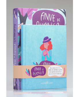 Anne de Avonlea + Bloco de Anotações | L. M. Montgomery