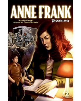 Anne Frank | Em Quadrinhos | Diego Agrimbau