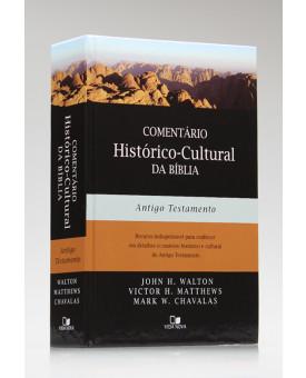 Comentário Histórico Cultural da Bíblia | Antigo Testamento