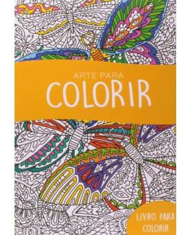 Arte Para Colorir | Livro Para Colorir | Ciranda Cultural