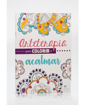 Arteterapia para Colorir e Acalmar | Ciranda Cultural