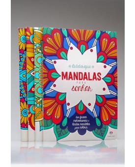 Kit 4 Livros | Mandalas | Ciranda Cultural